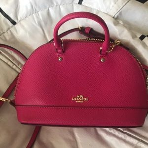 New coach without tag Sierra mini satchel bag